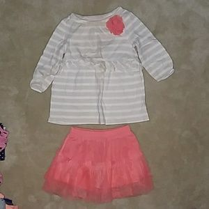 Girl's outfit size 4-5